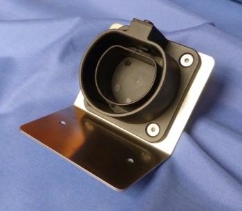 Typ2-Ladesteckerhalter