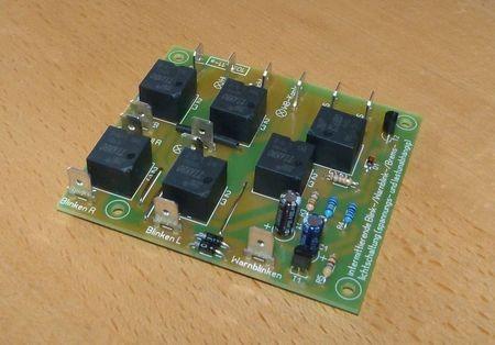 Universal Blinkmodul 6V