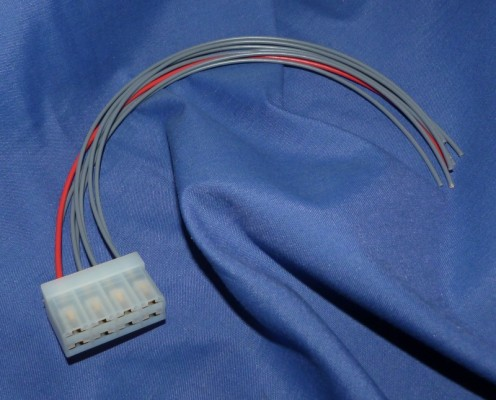 Kabelsatz zum Blinkmodul
