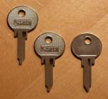 3x Schlüsselrohling Alpine A110 und div. Renault